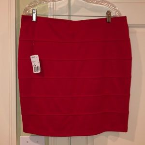 FOREVER 21 PLUS MINI SKIRT